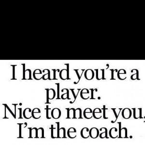 Yeah nice to meet you