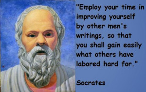 SOCRATES: HIS GREAT PHILOSOPHY HELPED ME CURE AGEING: