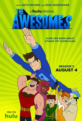 The Awesomes season 2 2014 Complete Episodes Free Download HDTV