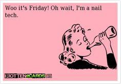 nail tech nails stuff nail memes nail tech nails tech bridgette ...