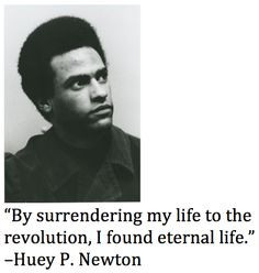 quote by Huey P. Newton