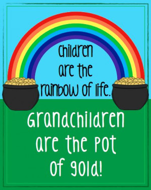 ... of gold quote for St. Patrick's Day to share from healthy-family.org