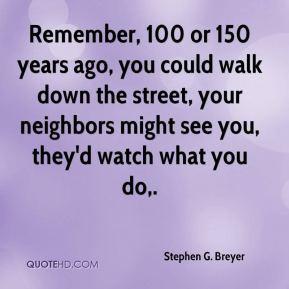Stephen G. Breyer Quotes