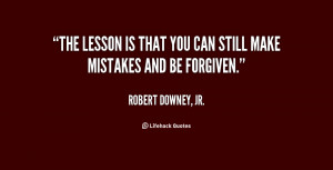 quote Robert Downey Jr the lesson is that you can still 46660 png