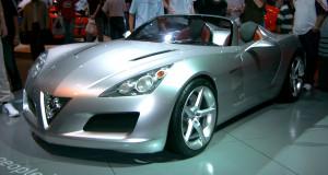 Opel GT Pontiac Solstice