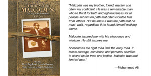 Malcolm X fights back: The Diary of Malcolm X