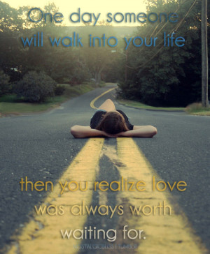 Love Was Always Worth Waiting For