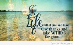 Thankful quotes and be thankful quotes