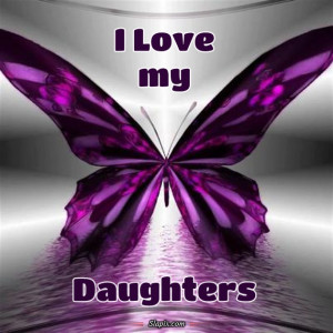 love my daughters my daughters love me add 2