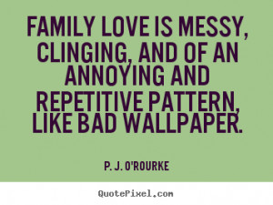 Bad Family Relationship Quotes