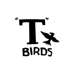 Grease T-Birds Decal StickerT Birds Decals, Crafty, Grease T Birds ...