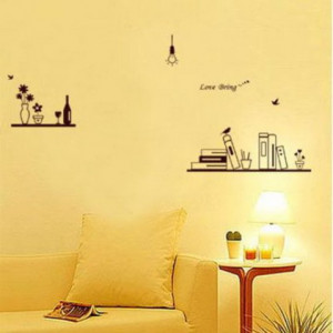... Decals Designs Ideas for Modern Living Room Wall Decorating Ideas