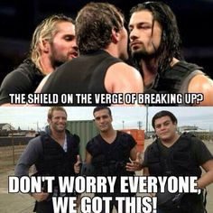 dean ambrose tumblr more shields comics post dean o gorman dean ...