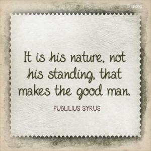 Publilius Syrus #quotes
