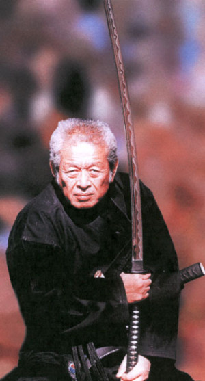 The Nine Schools of the Bujinkan GrandMaster Masaaki Hatsumi.