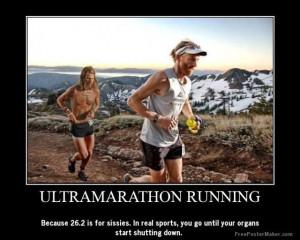 Ultramarathon Running