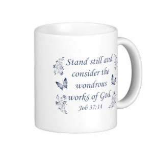 Inspirational Christian quotes Coffee Mugs