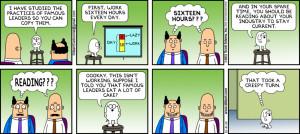 Counting, Dilbert Comics, Humor Boards, Leadership Dilbert, Dilbert ...