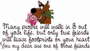 Scooby Doo friend
