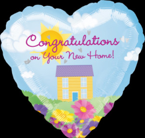 Congratulations on Your New Home 18