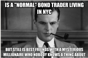 ... is a friend of the mysterious Jay Gatsby and cousin of Daisy Buchanan