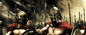 in all the time in classic warrior type movies the beleaguered warrior ...