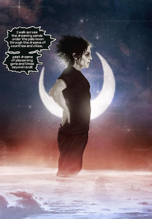 Dream of the Endless, from Neil Gaiman's The Sandman.