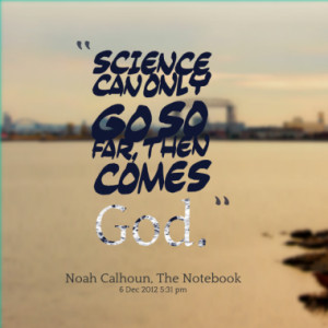 Quotes About: science