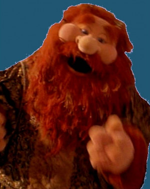 Christmas Weekly Muppet Wednesdays: Ghost of Christmas Present