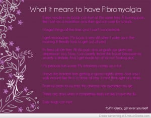 fibromyalgia funny quotes uk fibromyalgia what is fibromyalgia fm what ...