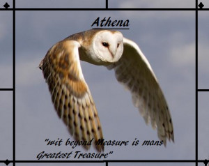 Quotes By Greek Goddess Athena