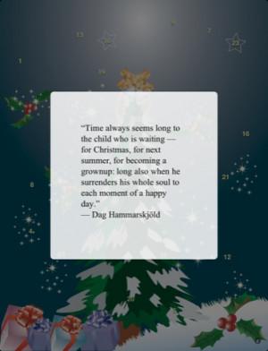 Advent Calendar 2010: Christmas Quotations App - Advent Calendar 2010 ...