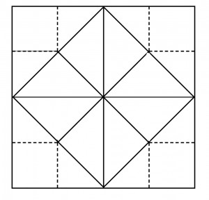 Origami Fortune Teller Template Printable