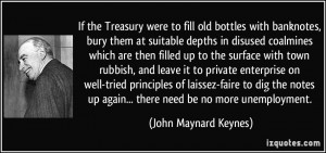 More John Maynard Keynes Quotes