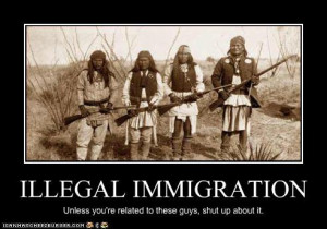 Are illegal immigrants in favor of illegal immigration?