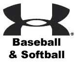 Under Armour Home Plate Baseball Logo