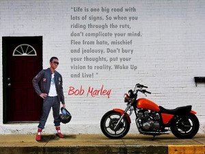 ... motorcycle bikers quotes that s all the motorcycle is a system of