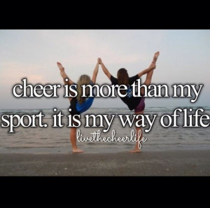 Cheerleading Quotes Cute Quote Cheer
