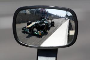 Heikki Kovalainen, Lotus T128 - 2011 Italian Grand Prix (Source)