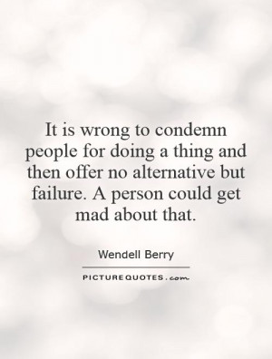 Failure Quotes Wendell Berry Quotes