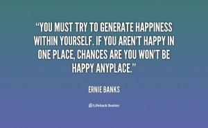 ... Ernie Banks at Lifehack QuotesErnie Banks at http://quotes.lifehack