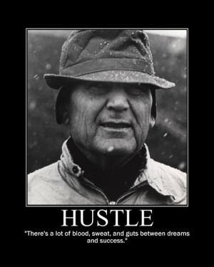 Motivational: Paul Bryant Quote
