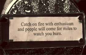 Enthusiasm Quotes & Sayings
