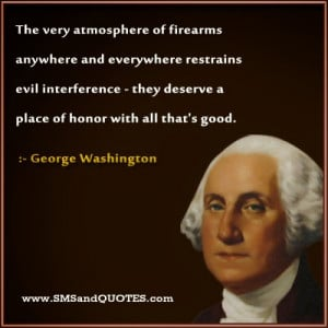George Washington Leadership Quotes