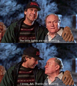 Christmas Vacation. My favorite Christmas movie!
