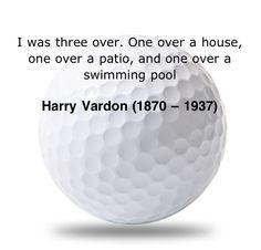 golf & life words of wisdom