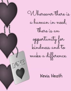 Quotes About Being Kind to Others