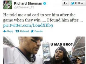 Why Does Everyone Hate Seattle Seahawks Cornerback Richard Sherman?