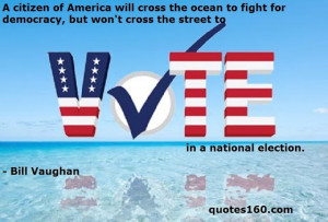 citizen of America will cross the ocean to fight for democracy,