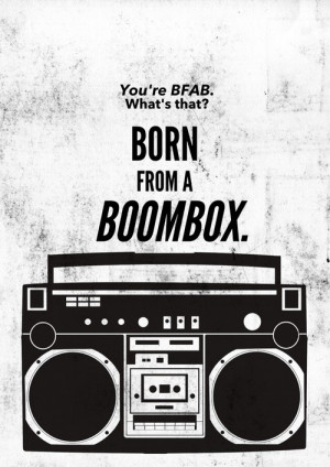 ... tags for this image include: boombox, dance, step up, quote and bfab